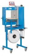 Banderoleuse verticale à fermeture latérale - Largeur de bande : 20- 30- 40- 50- 60 mm