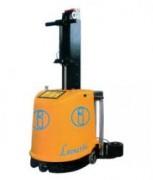 Banderoleuse Vitesse montée et descente règlable - Encombrement machine (L x l x h) : 1066 x 738 x 1560 mm