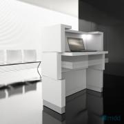 Banque d'accueil Zen - Dimension unique : L.113 cm