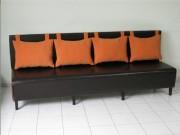 Banquette d'attente 60x94 cm - Dimensions (pxh) en cm : 60x94