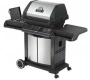 Barbecue à gaz 2 brûleurs - Surface de cuisson principale (L x ) : 62 x 38 cm