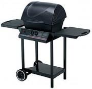 Barbecue à gaz professionnel d'extérieur - Surface grille de cuisson principale : 47 x 32 cm