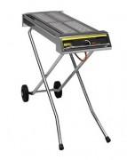 Barbecue au gaz - Capacité utile : 600 x 290 mm de grill