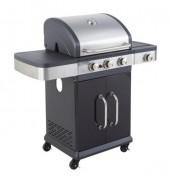 Barbecue mixte au gaz - En deux modèles