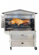 Barbecue station - Longueur (mm) : 1500