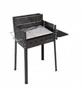 Barbecue vertical charbon de bois - Dimensions: 102 x 51x 100 cm