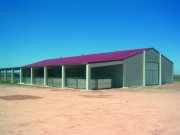 Bardage bâtiments agricoles - Forte résistance et coût peu élevé