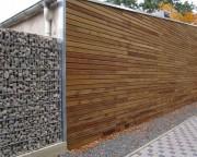 Bardage bois extérieur en pin