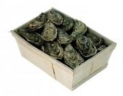 Barquette d'emballage en bois pour huître et coquillages - 8 tailles - Poids : de 1 à 5 kg