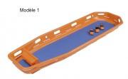 Barquette sauvetage - Charge maximale 280 kg