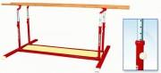 Barre gymnastique parrallèle - Dimensions de 1.15m à 1.85m