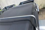 Barres de toit pour remorque - Barres de toit pour remorque à Lider Bag  150