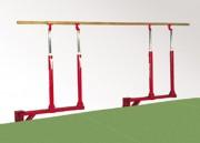 Barres parallèles bord de fosse - Longueur (cm) : 350