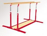 Barres parallèles d'entrainement - Longueur (cm) : 350
