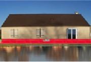Barrière anti inondation pour maisons et bâtiments