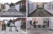 Barrière anti intrusion pour véhicule - Barrière anti intrusion modulaire