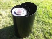 Barrière anti racine non tissée - Géotextile non-tissé de 360 g/m²