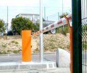 Barrière automatique parking - Mouvement silencieux - Possibilité de verrouillage