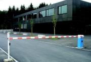 Barrière automatique pour parking - Jusqu'à 6m de lisse