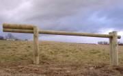 Barrière basculante