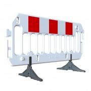 Barrière de chantier en polyéthylène - 10,70 kg