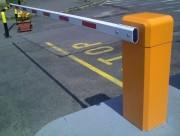 Barrière de parking - Vitesse: 1.5 S, 3 S, 6 S