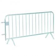 Barrière de police 2 m - Longueur : 2000 mm - Hauteur : 1040 mm