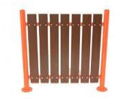 Barrière de protection - Longueur (mm) : 1000 - 1500