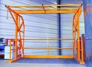 Barrière de protection de manutention - Pour situations diverses