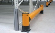Barrière de protection racks - Protections des racks à palettes