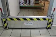 Barrière de rétention industrielle - Conçu pour rétention de liquides dangereux