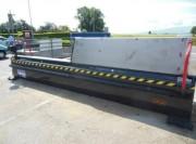 Barrière de sécurité pour déchetterie - Grande solidité pour résister à tous les chocs ( Poids de 580 kg)