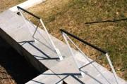 Barrière de style croisillon carbone - Croisillon carbone