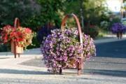 Barrière de style panier à fleurir - Le panier à fleurir