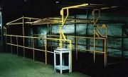 Barrière écluse à entretoise de jumelage - Manutention verticale des charges