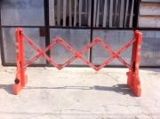 Barrière extensible transportable