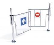 Barrière fermeture de caisse - Plusieurs dimensions disponibles sur demande