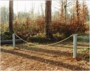 Barrière forestière - Longueur (mm) : 5500 pour passage de 4000