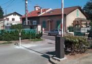 Barrière levante automatique pour résidences - Jusqu'à 4 m de lisse
