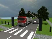 Barrière levante motorisée - Barrière levante - Ouverture toute hauteur