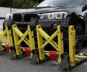 Barrière modulaire véhicule bélier - Légère et sans outils