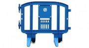 Barrière plastique écologique - Barrière en polypropylène recyclable - 2 modèles disponible avec extension