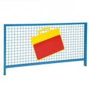Barrière pour école - Dimensions (hxl) mm : 1,15 x 1,62