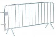 Barrière vauban 2 m - Longueur : 2m - 14 barreaux