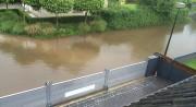 Barrières anti-inondation basses en aluminium - Aluminium EN-AW-5754 H22 - catégorie marine 3,0 mm mer-eau-résistant