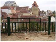 Barrières urbaines - Longueur (mm) : 2000