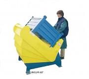 Basculeur de caisse à 45° - Capacité maximale : 2000 kg  -  Inclinaison 45°