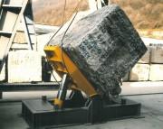 Basculeur de charge industriel - Capacité: jusqu'à 40 tonnes