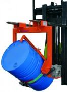 Basculeur de fûts capacité 300 kg - 360° - charge de 300kg - 200 Litres