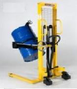 Basculeur de fûts capacité 350 kg - Hauteur de levage : 1400 mm